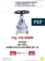 Jc Catalogue Globe Valves Bb