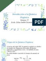 15 Introduccion a La Quimica Organica 2019