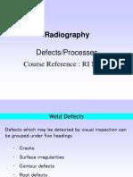 RI Defect Causes