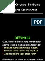3 Acute Coronary Syndrome