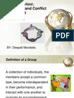 Unit 3 Group Behaviour BBA