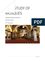 Case Study of Mosques
