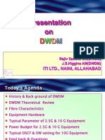 DWDM  Trainimg Aug09.ppt