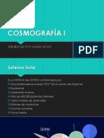 Cosmografía i