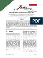 Study of Some Properties of the Esparto Grass Fiber Waste (ALFA Fiber)
