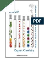 Organic Chemistry - Klein Solutions.pdf