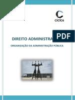 3. ORGANIZAÇÃO DA ADMINISTRAÇÃO PÚBLICA. ADM. DIRETA E INDIRETA. ENTES DE COOPERAÇÃO.docx