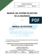 Mpl-100 Manual de Politicas Rev006 01-03-2018