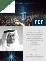 Emaar Brand Presentation 2019