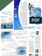 Abschlussflyer von fluequal - work iT! (05/2007)