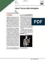 Acquasantissima, l'odore della n'drangheta - Il Corriere Adriatico del 2 luglio 2019