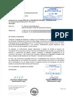 Carta Gasoducto Sur Peruano 03-Jpel-03
