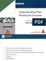 Fiber Reinforced Concrete Lif Takviyeli Beton