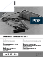CAR BATTERY CHARGER ULG 3.8 B1