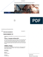 Trucos Warcraft 3 PC