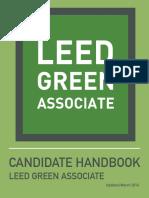LEEDGreenAssociate v4 CandidateHandbook 0