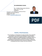hoja de vida  ...Reynaldo Hernández... PDF