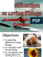 Classification of Living Things-PPT