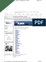 Tutorial Ajax- Control Toolkit