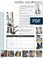 Lift Brochure 2 Page