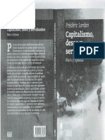 Lordon Frederic Capitalismo Deseo y Servidumbre Marx y Spinoza ES