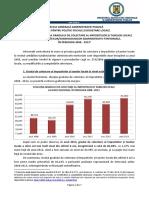 Analiza Evolutie Grad Colectare UAT 2008-2013