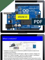 Basics of Arduino_Chapter 1