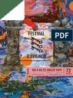 Programmation du Festival In