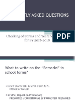 Frequently Asked Questions_ Checking of Forms
