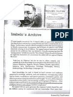 Isabelo's Archive