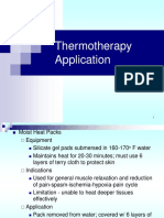Thermo Therapy