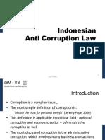 04. Anti Corruption Law