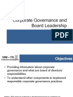 03. Gcg and Board Leadership
