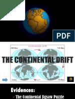 Continental Drift Theory(Final)2