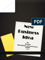 New Business Idea(EBOOK)