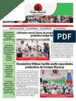 Periódico Cacique Maracay