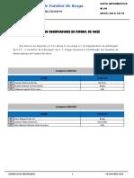 Quadros de OBSERVADORES Fut11 2013.2014