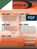 Pro Weld Arc machines Sp.pdf