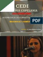 Curso de Capelania - Assembléia de Deus em Cabreúva