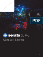 Serato DJ Pro Italian User Manual