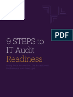 eBook 9 Steps It Audit Readiness