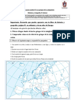 Guía de apoyo unidad II  3° basicos Los griegos de la antiguedad modificada