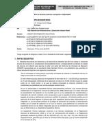 Informe 320 Informe Oci