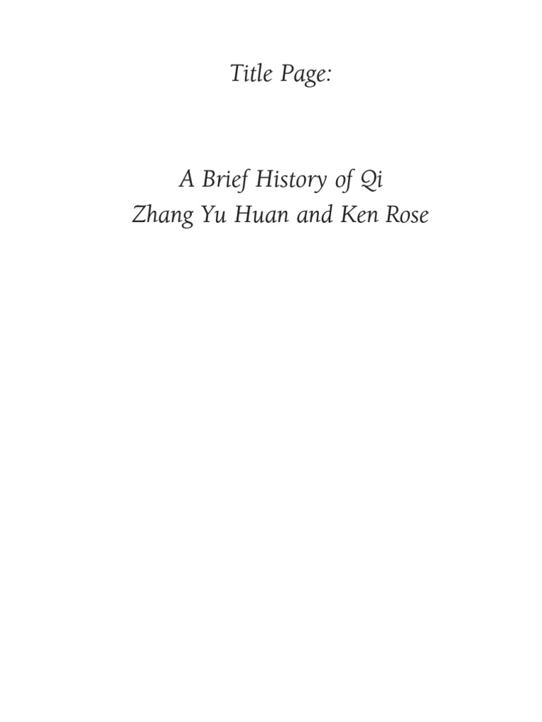 A Brief History of Chinese Civilization | Tao | Traditional Chinese Medicine