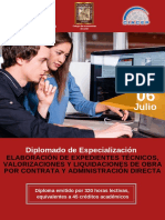 Brochure - Diplomado de Expedientes (1)