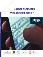 Adolescentes y el ciberacoso