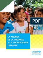 INFANCIA Y ADOLESCENCIA UNICEF
