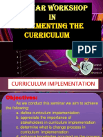 335817663 Chapter 3 Module 4 Lesson 1 Implementing the Designed Curriculum as a Change Process