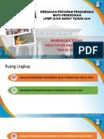 1. Kebijakan LPMP Jawa Barat_Bimtek Fasda SPMI Maret 2019.pptx
