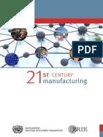 21 Century Manufacturing UNIDO 2013 0